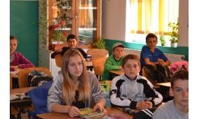 Școala cu clasele I-VIII din localitate