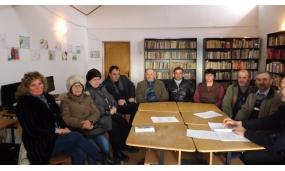 Consiliul Local Pancesti-ianuarie 2016